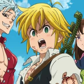 The Seven Deadly Sins is listed (or ranked) 19 on the list The Best Anime Series of All Time