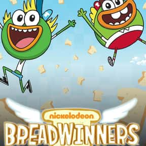 Breadwinners is listed (or ranked) 7 on the list The Most Annoying Kids Shows of All Time