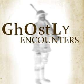 Ghostly Encounters is listed (or ranked) 17 on the list The Best Paranormal TV Shows