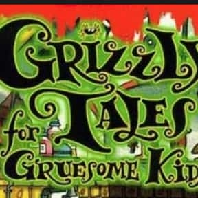 Grizzly Tales for Gruesome Kid is listed (or ranked) 4 on the list The Best CITV TV Shows