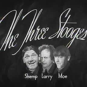 The Three Stooges is listed (or ranked) 20 on the list The Greatest TV Shows of the 1950s