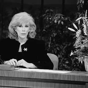 The Joan Rivers Show is listed (or ranked) 15 on the list The Best Talk Shows of the 1960s