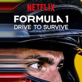 Formula 1: Drive to Survive is listed (or ranked) 2 on the list The Best Sports Documentary Series