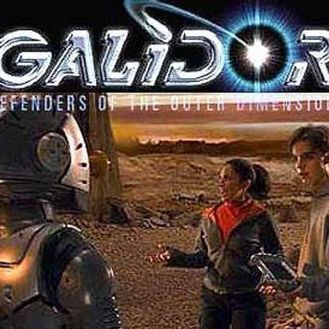 Galidor: Defenders of th... is listed (or ranked) 4 on the list TV Shows Produced By Thomas W. Lynch