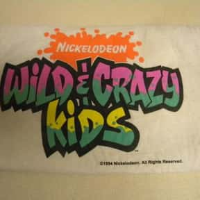 Wild & Crazy Kids is listed (or ranked) 22 on the list The Best Game Shows of the 1990s