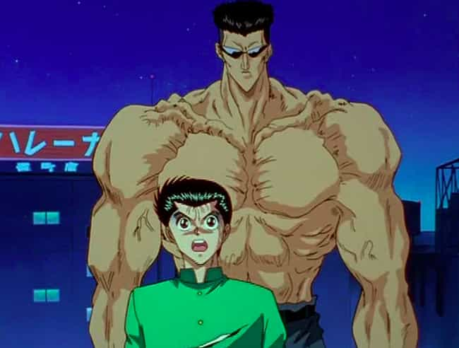 Yu Yu Hakusho is listed (or ranked) 1 on the list The 20 Greatest Anime Tournaments Of All Time, Ranked