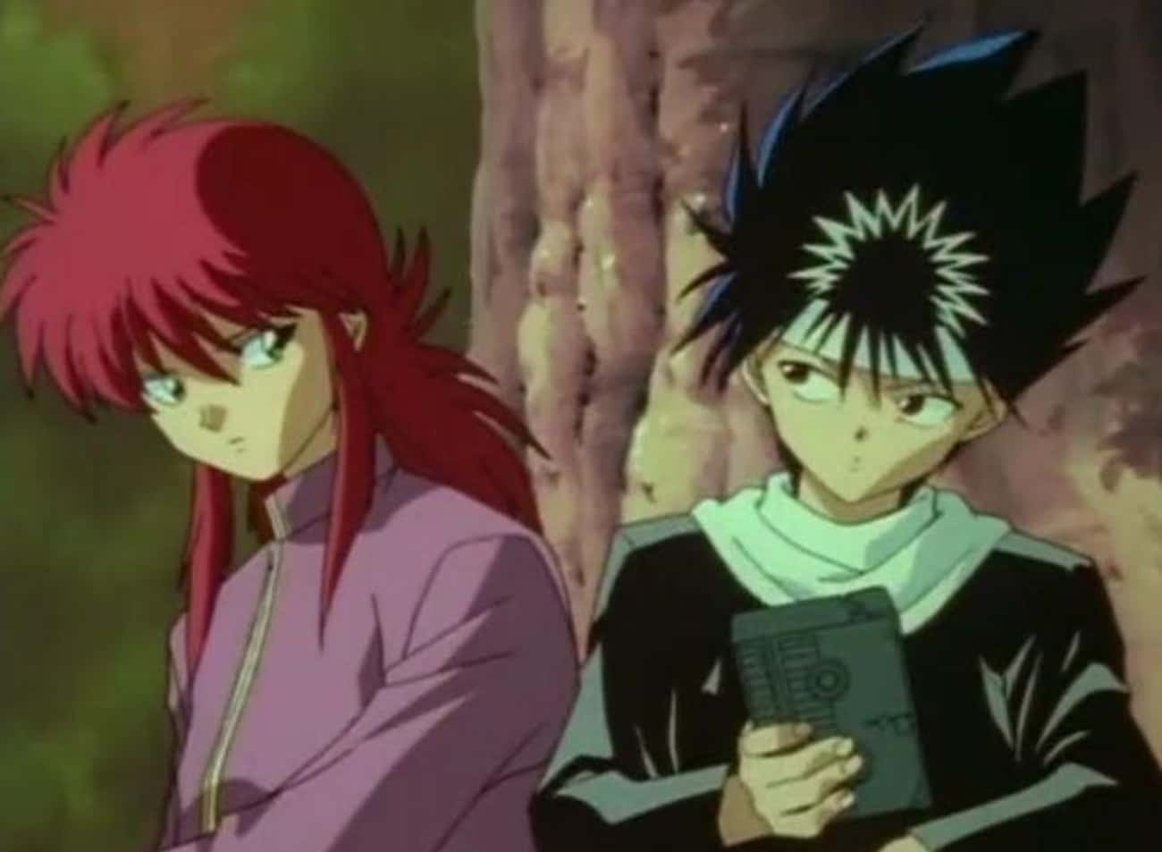 Yu Yu Hakusho is listed (or ranked) 1 on the list 12 Anime That Deserve To Be Rebooted