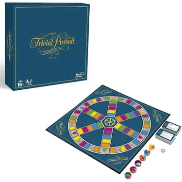 Classic Edition is listed (or ranked) 1 on the list The Best Editions of Trivial Pursuit