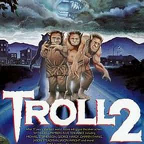 Troll 2 is listed (or ranked) 24 on the list The Worst Part II Movie Sequels
