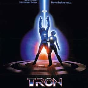 Tron is listed (or ranked) 24 on the list The Best Geek Movies