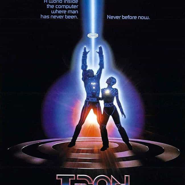 Tron is listed (or ranked) 3 on the list The Best Movies About Playing Video Games