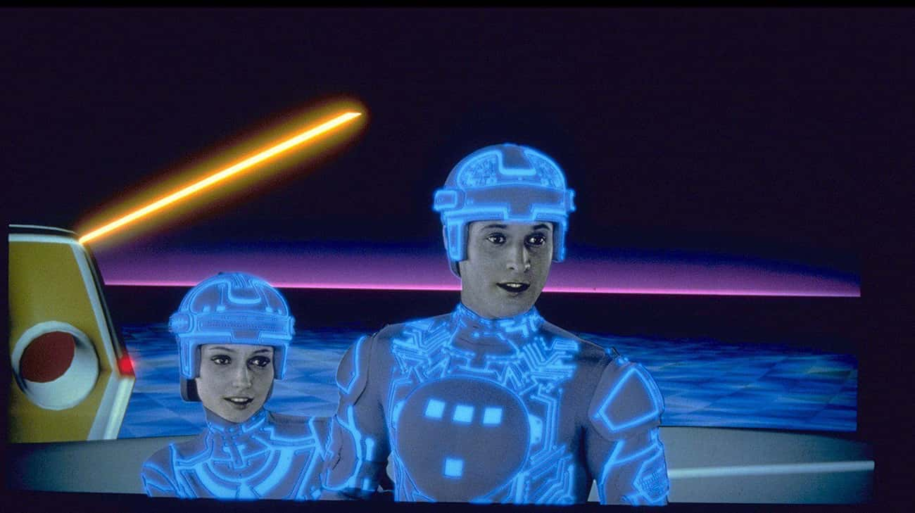 Tron (1982) is listed (or ranked) 4 on the list If Someone Tells You They've Seen These Sci-Fi Movies, They're Probably Lying To You