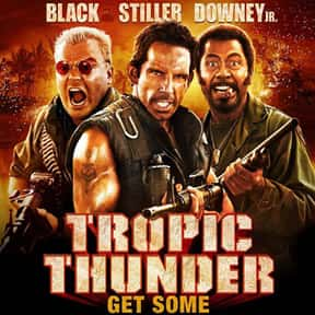 Tropic Thunder is listed (or ranked) 12 on the list The Best Robert Downey Jr. Movies