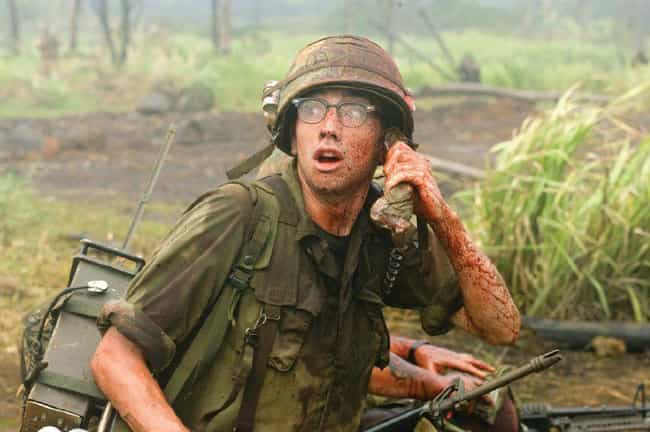 Tropic Thunder is listed (or ranked) 8 on the list 20 Action Movies That Are Way Better Than The Oscar Winners That Beat Them