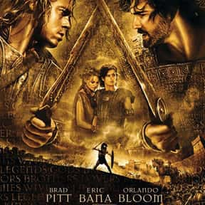 Troy is listed (or ranked) 19 on the list The Best Historical Drama Movies Of All Time, Ranked