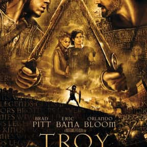 Troy is listed (or ranked) 19 on the list The Best R-Rated Movies That Blew Up At The Box Office