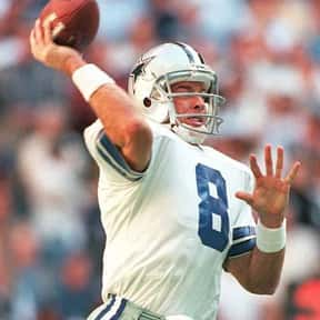 Troy Aikman is listed (or ranked) 10 on the list The Best Dallas Cowboys Of All Time