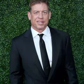 Troy Aikman is listed (or ranked) 20 on the list The Best Quarterbacks Of All Time
