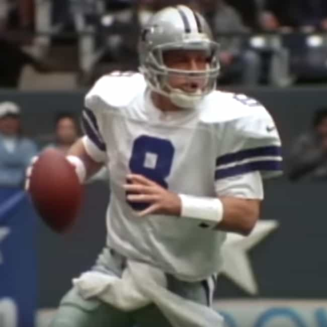 Troy Aikman is listed (or ranked) 4 on the list The Best Athletes Who Wore #8