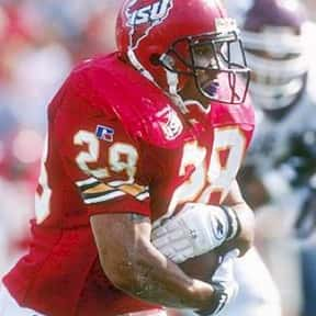 Troy Davis is listed (or ranked) 17 on the list The Best College Running Backs of the 1990s