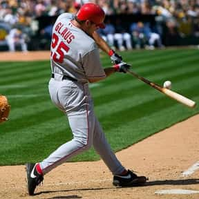 Troy Glaus is listed (or ranked) 11 on the list The Best Los Angeles Angels of Anaheim of All Time