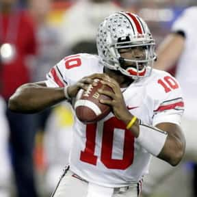 Troy Smith is listed (or ranked) 2 on the list The Best Ohio State Buckeyes Quarterbacks of All Time