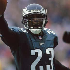 Troy Vincent is listed (or ranked) 1 on the list The Best Philadelphia Eagles Cornerbacks Of All Time