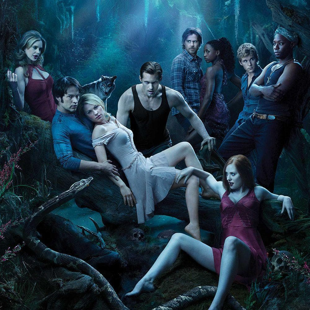 Random Best Vampire TV Shows