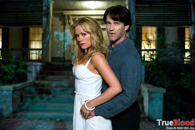 True Blood is listed (or ranked) 3 on the list TV Shows That Progressively Got Worse