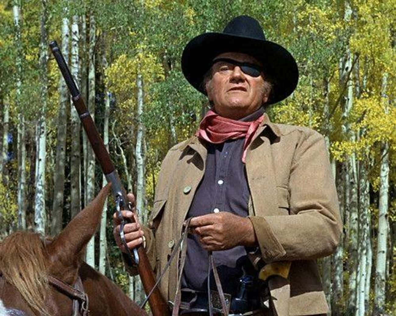 True Grit is listed (or ranked) 3 on the list Wild West Movies That Are Probably More Fun Than Going Out On A Friday Night