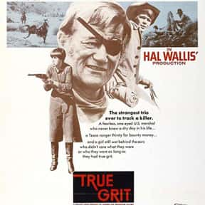 True Grit is listed (or ranked) 15 on the list The Best Robert Duvall Movies