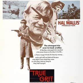True Grit is listed (or ranked) 18 on the list The Best Movies of the '60s