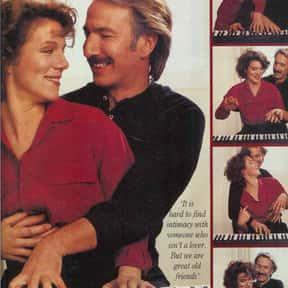 Truly, Madly, Deeply is listed (or ranked) 21 on the list The Online Film Critics Society's Top Overlooked Films '90