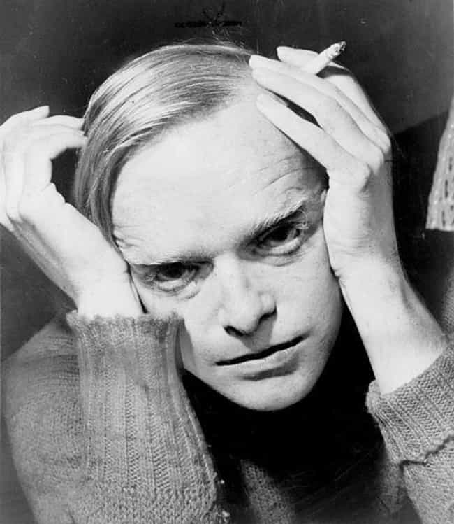 Truman Capote is listed (or ranked) 4 on the list Writers Who Died Of Alcoholism