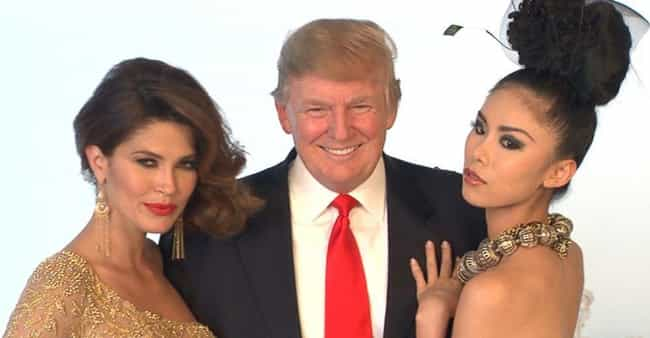 Trump Model Management ... is listed (or ranked) 6 on the list All of Donald Trump's Businesses, Ranked by Dubiousness