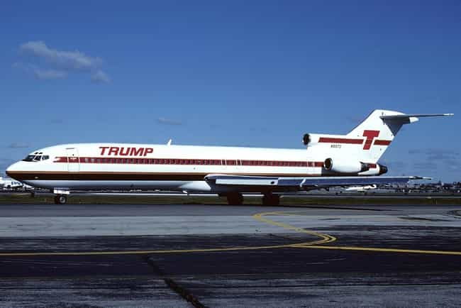 Trump Shuttle is listed (or ranked) 1 on the list Donald Trump's 14 Most Epic Business Failures