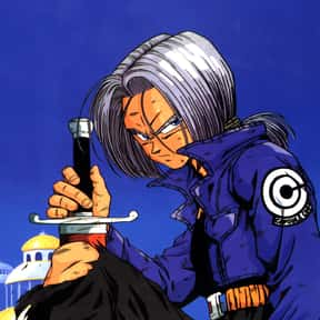 Trunks is listed (or ranked) 24 on the list The Nerdiest Anime Characters of All Time
