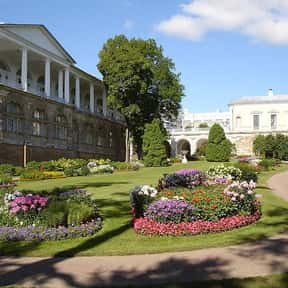 Tsarskoye Selo is listed (or ranked) 15 on the list The Top Must-See Destinations in Russia
