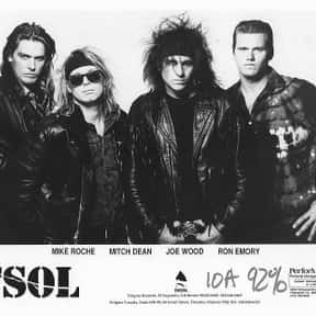 T.S.O.L. is listed (or ranked) 11 on the list The Best Horror Punk Bands