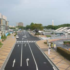 Tsukuba is listed (or ranked) 21 on the list List of World's Fair Locations and World Expo Host Cities
