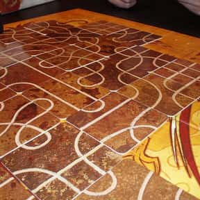 Tsuro is listed (or ranked) 10 on the list The Best Board Games For 6-8 Players