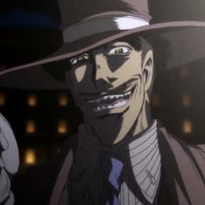 Tubalcain Alhambra is listed (or ranked) 14 on the list List of All Hellsing Characters, Best to Worst