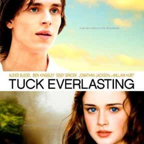 Tuck Everlasting is listed (or ranked) 20 on the list The Best Elisabeth Shue Movies