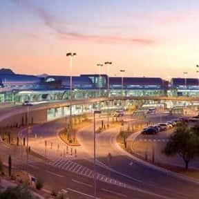 Tucson International Airport is listed (or ranked) 22 on the list The Best U.S. Airports
