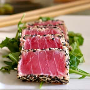 Tuna is listed (or ranked) 8 on the list The Best Foods to Eat After a Workout