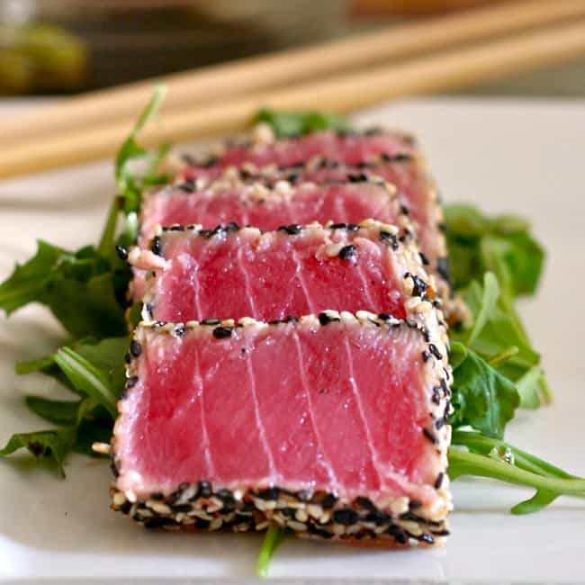 Tuna is listed (or ranked) 2 on the list The Best Foods for Diabetes