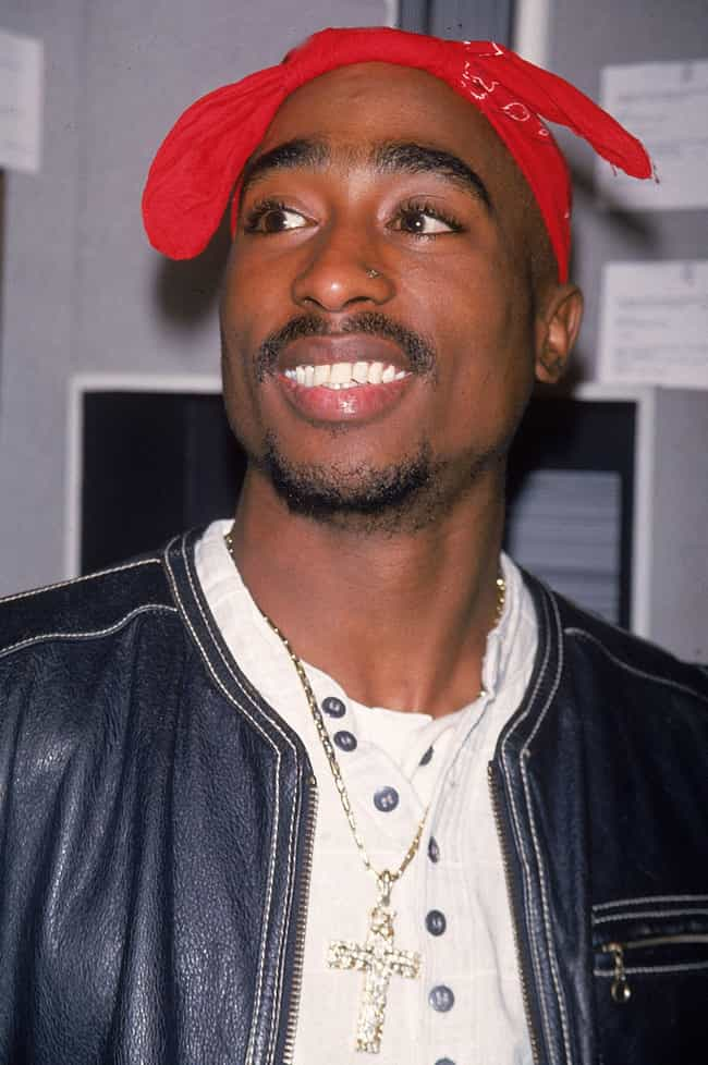 Tupac Shakur is listed (or ranked) 4 on the list 20 People You May Not Realize Are Registered Sex Offenders
