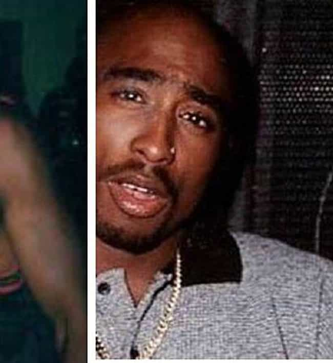 Tupac Shakur is listed (or ranked) 4 on the list 27 Rappers Who Have Been Shot