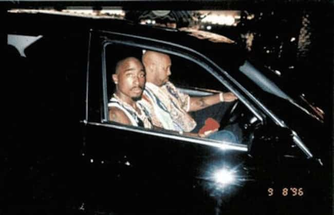 Tupac Shakur is listed (or ranked) 37 on the list The Last Known Photos of 52 Famous People