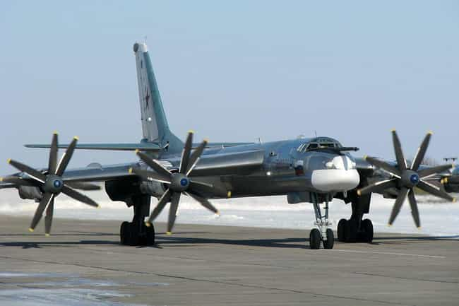 Tupolev Tu-95LAL is listed (or ranked) 6 on the list 17 Unique Russian Military Inventions